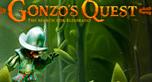 Игровой автоматический прибор Gonzo's Quest