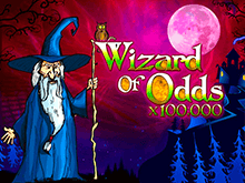 Аппарат Wizard Of Odds: запустить онлайн