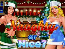 Сыграй в виртуальный слот Naughty Or Nice